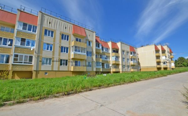 Просторная квартира с автономным отоплением в Волоколамске